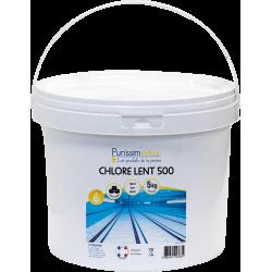 Chlore Lent (500gr) 5Kg