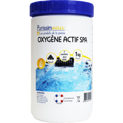Oxygène actif Spa 1Kg