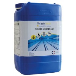 Chlore Liquide (36°) 2OL